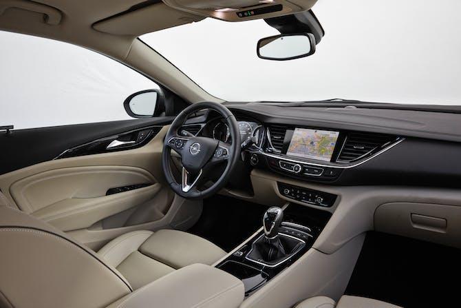 Første Test Og Priser Opel Insignia Bilmagasinetdk