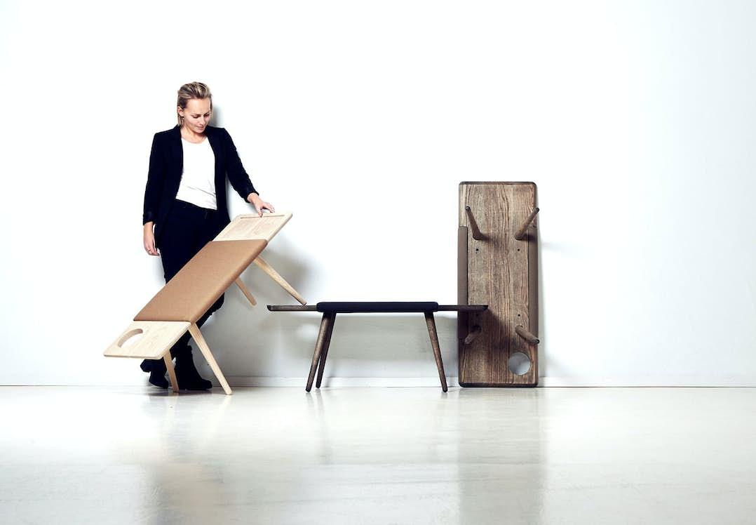2ac5751b NUR laver utraditionel og multifunktionel BAENK | Boligmagasinet.dk