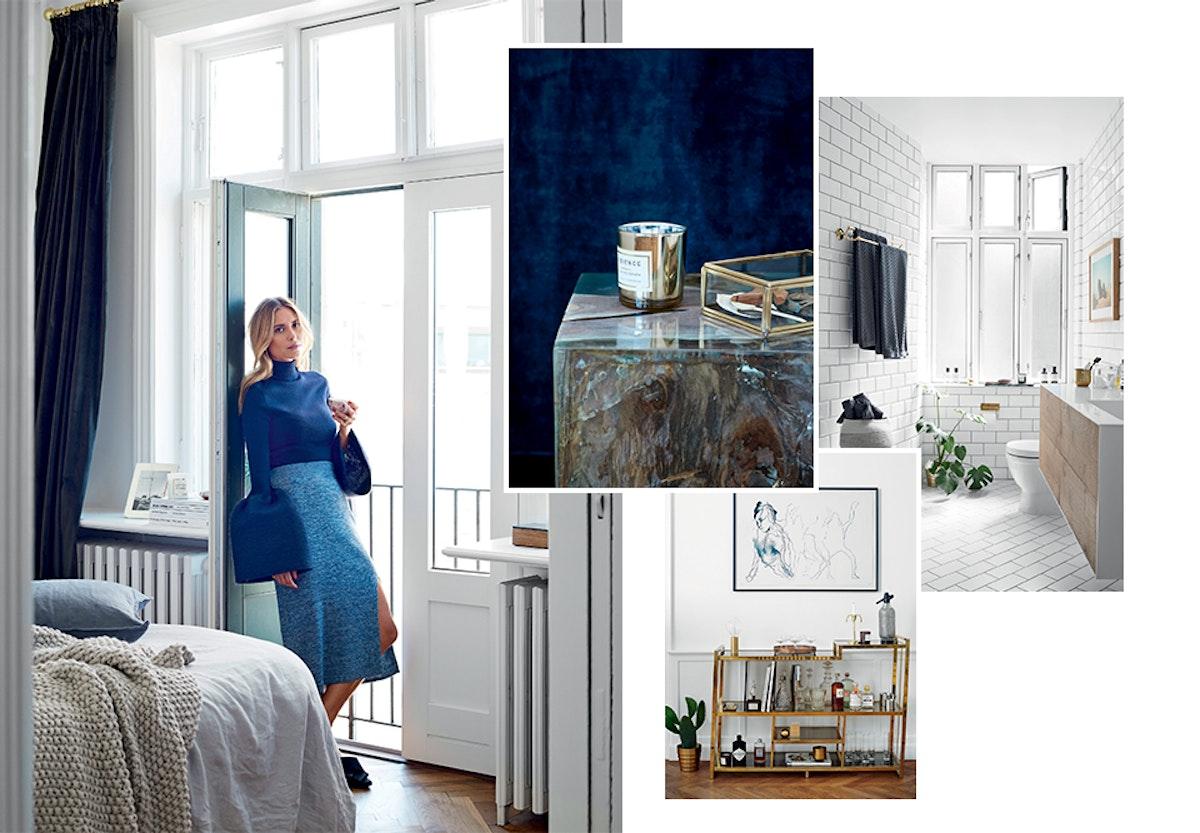 Se Pernille Teisbæks bolig | Costume.dk