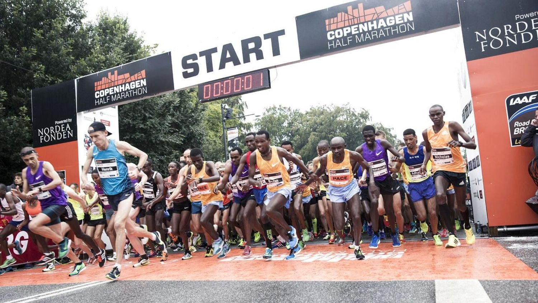 marathon træning kost