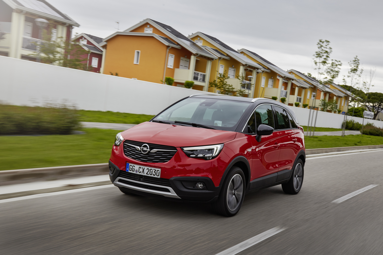 Første tur i Opel's lille crossover - Opel Crossland X | Bilmagasinet.dk