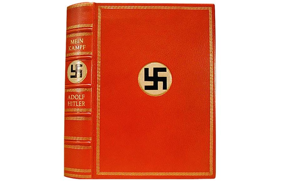 Citaten Uit Mein Kampf : Wie heeft de rechten op mein kampf historianet