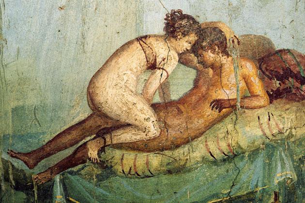 antika Rom orgier