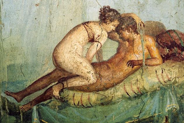 lurer på kvinnens erotiske kunst