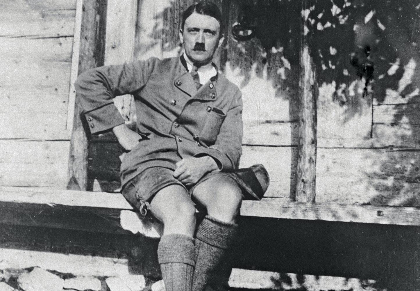 Citaten Hitler Xl : Havde adolf hitler kun en testikel historienet