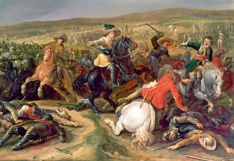 Gustav Adolf Revolusjonerte Krigskunsten Historienet No