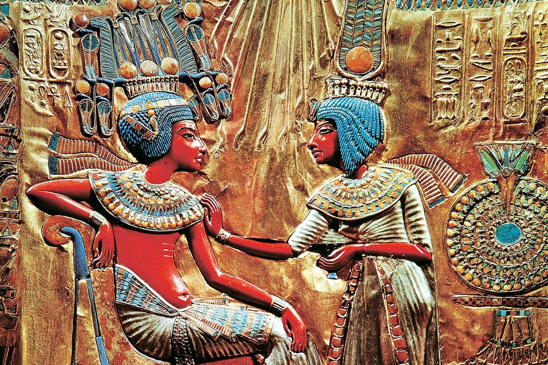 hvordan levede man i det gamle egypten