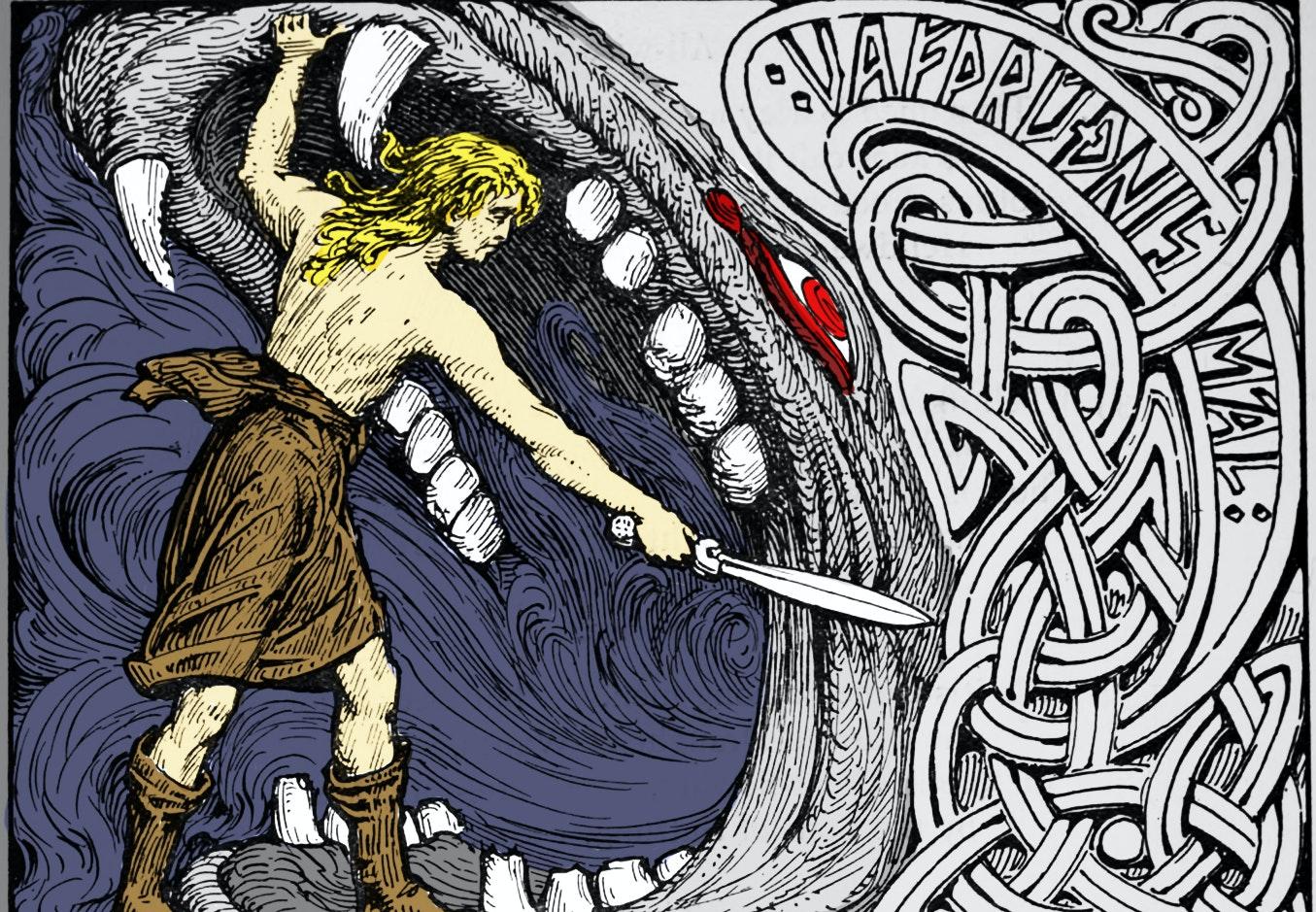 vikinge spyd