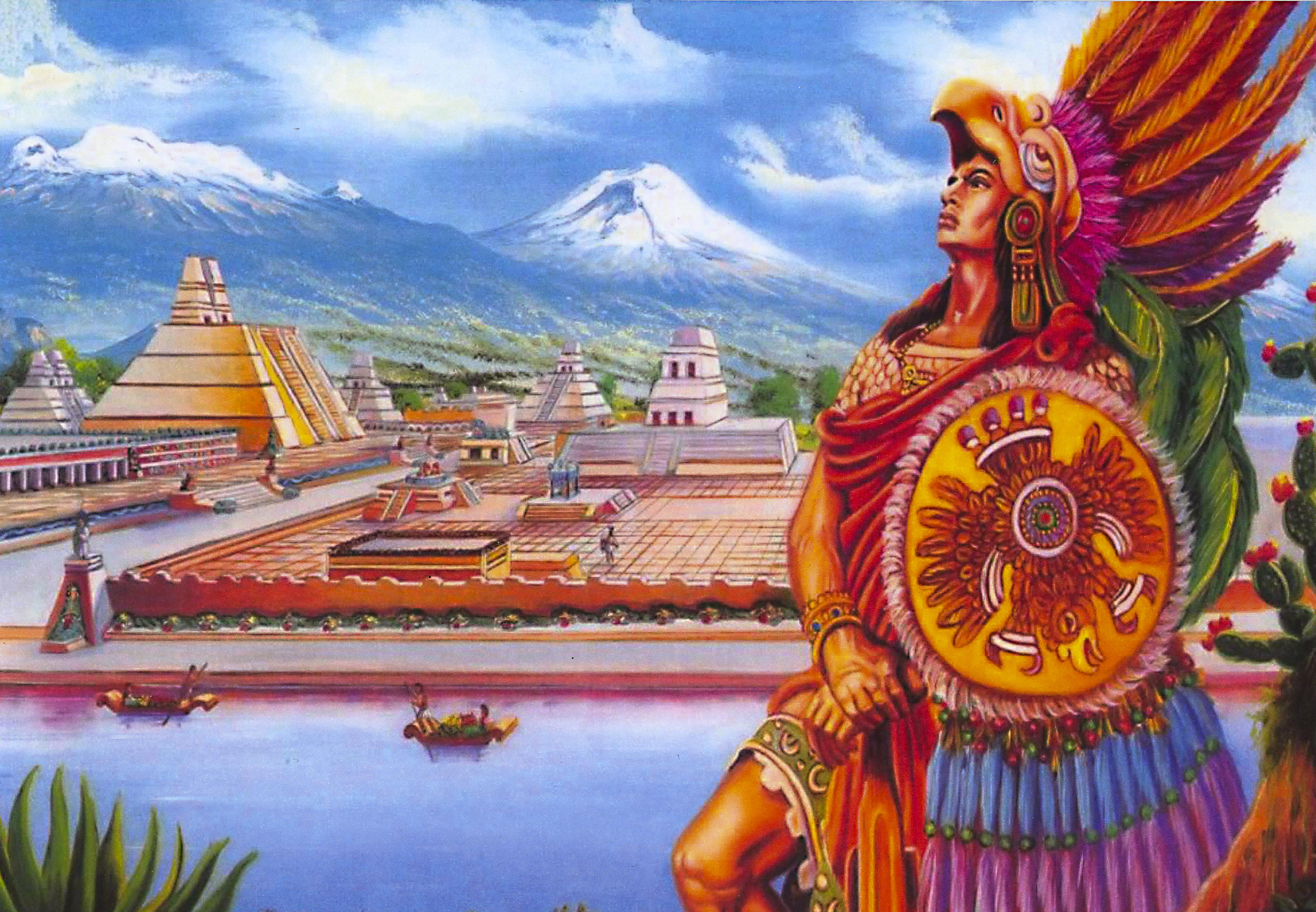 aztekerne