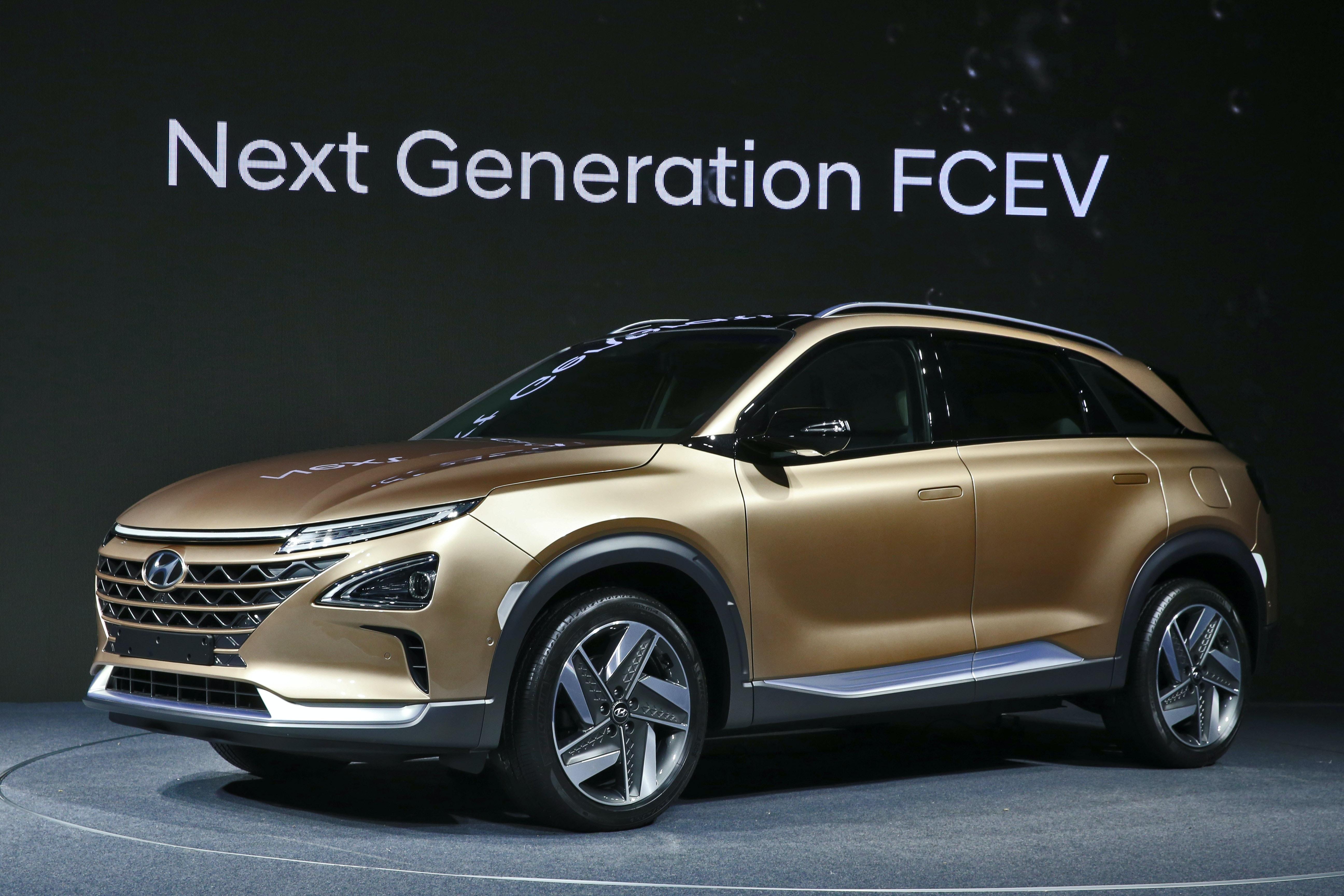 Hyundai Korer Op Til 800 Km Pa Brint Og Udleder Kun Vand Bilmagasinet Dk