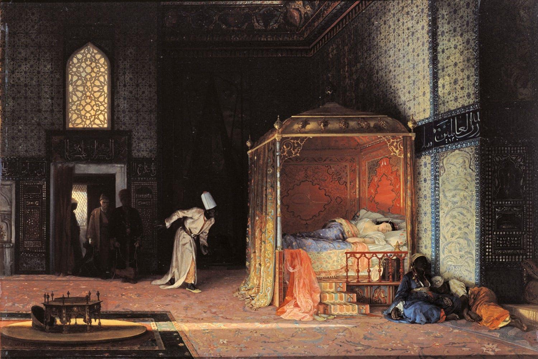 samfund kongelige kvinder kaempede om magten i sultanens harem