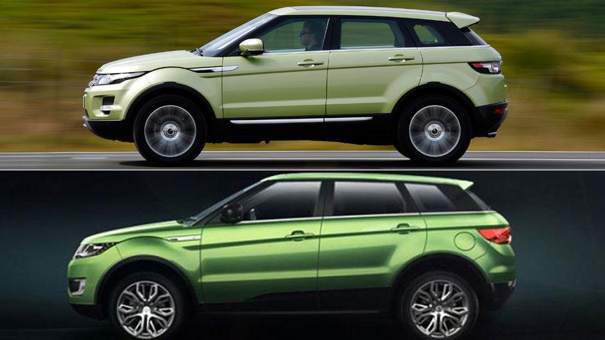 Land Rover Giver Op Over For Kinesisk Kopi Bilmagasinet Dk