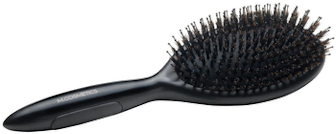 m cosmetics hårbørste