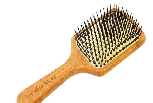 hårbørste test