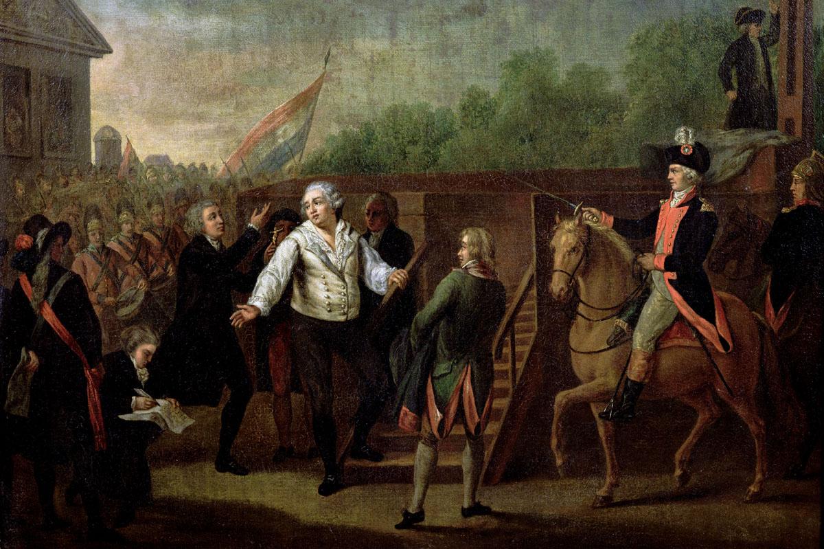 Bloed Van Lodewijk Xvi Gevonden Historianet Nl