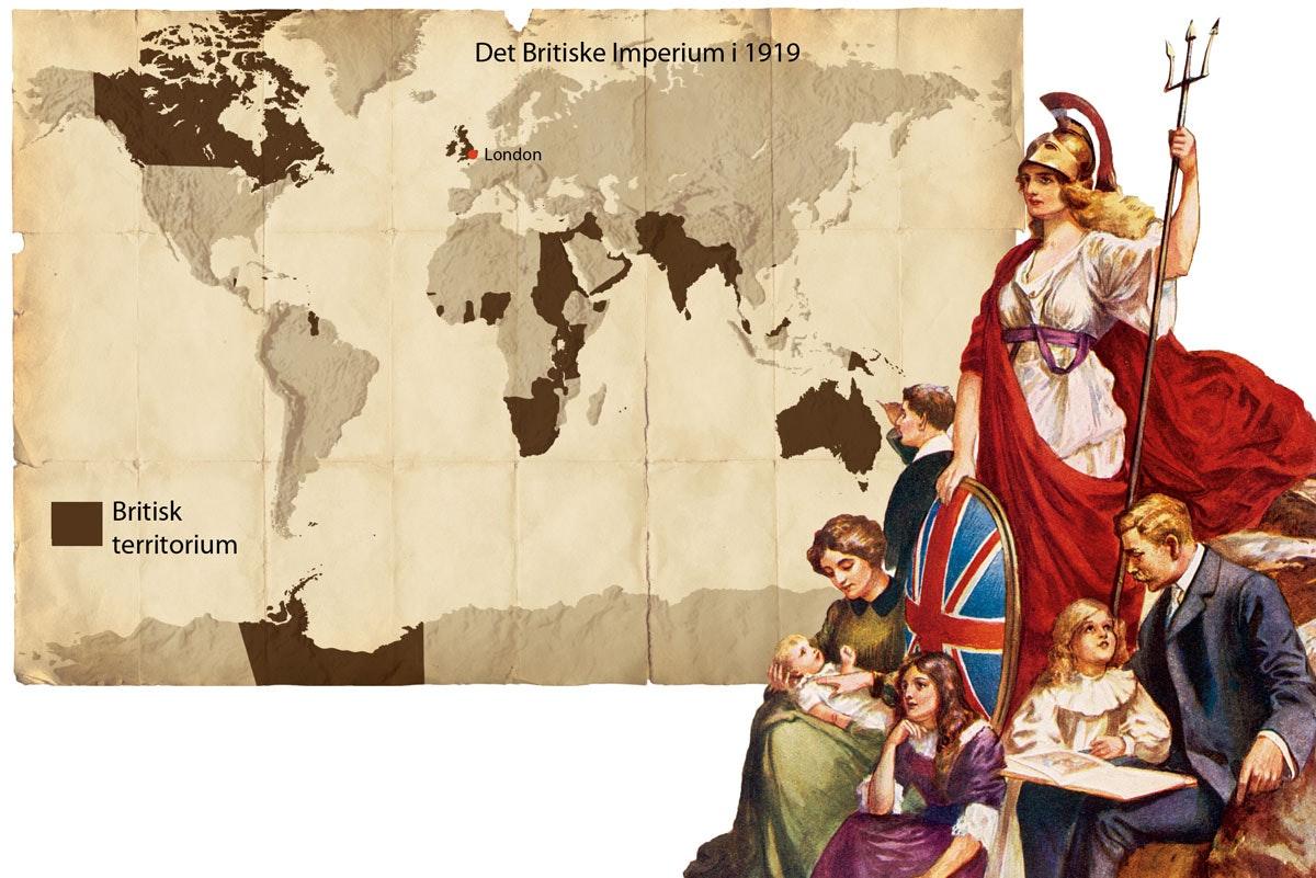 civilisationer hvad var historiens stoerste imperium