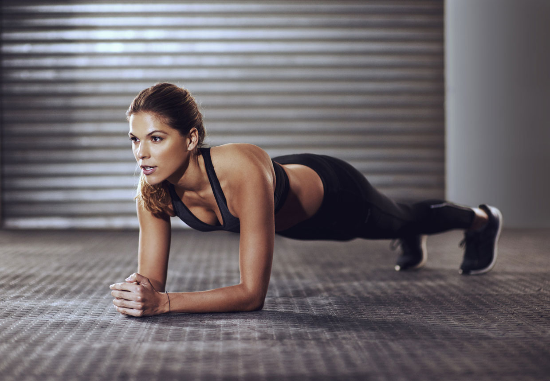 trening styrketrening planken pa tar