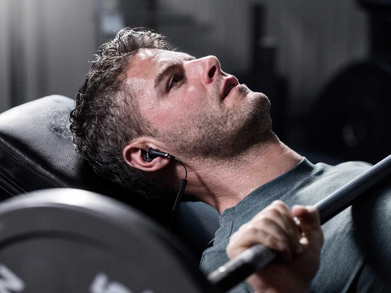 Inredning mät runda : Forskning: Du tränar bättre med musik | Aktiv Träning