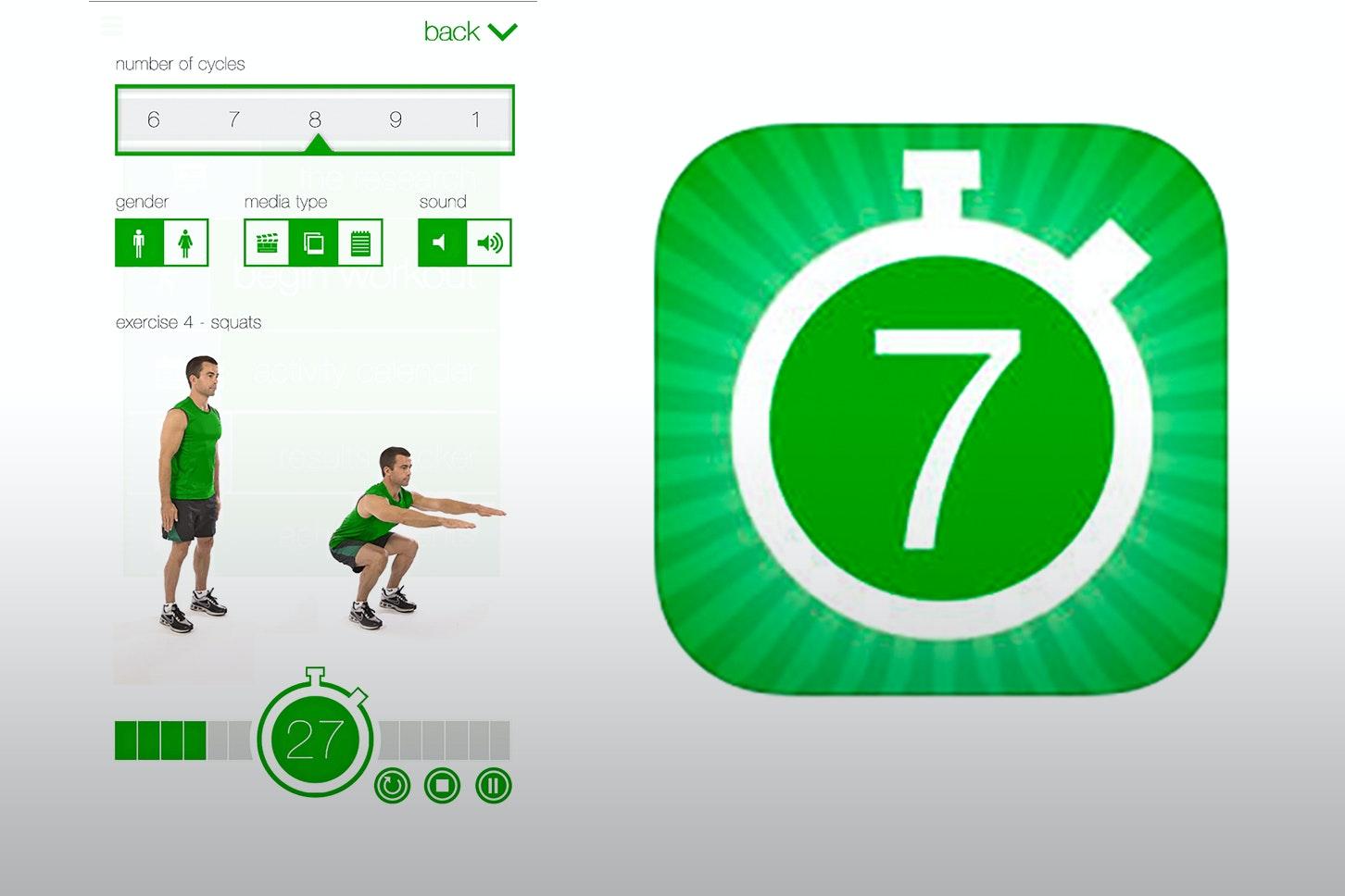 træningsprogram app