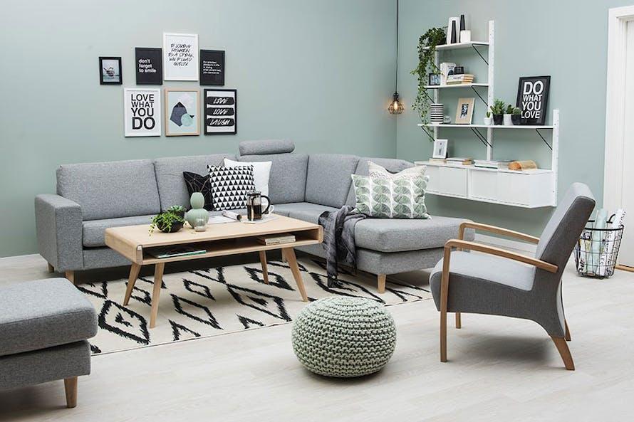 Ypperlig 10 tips til den perfekte sofa | Boligpluss.no PW-19