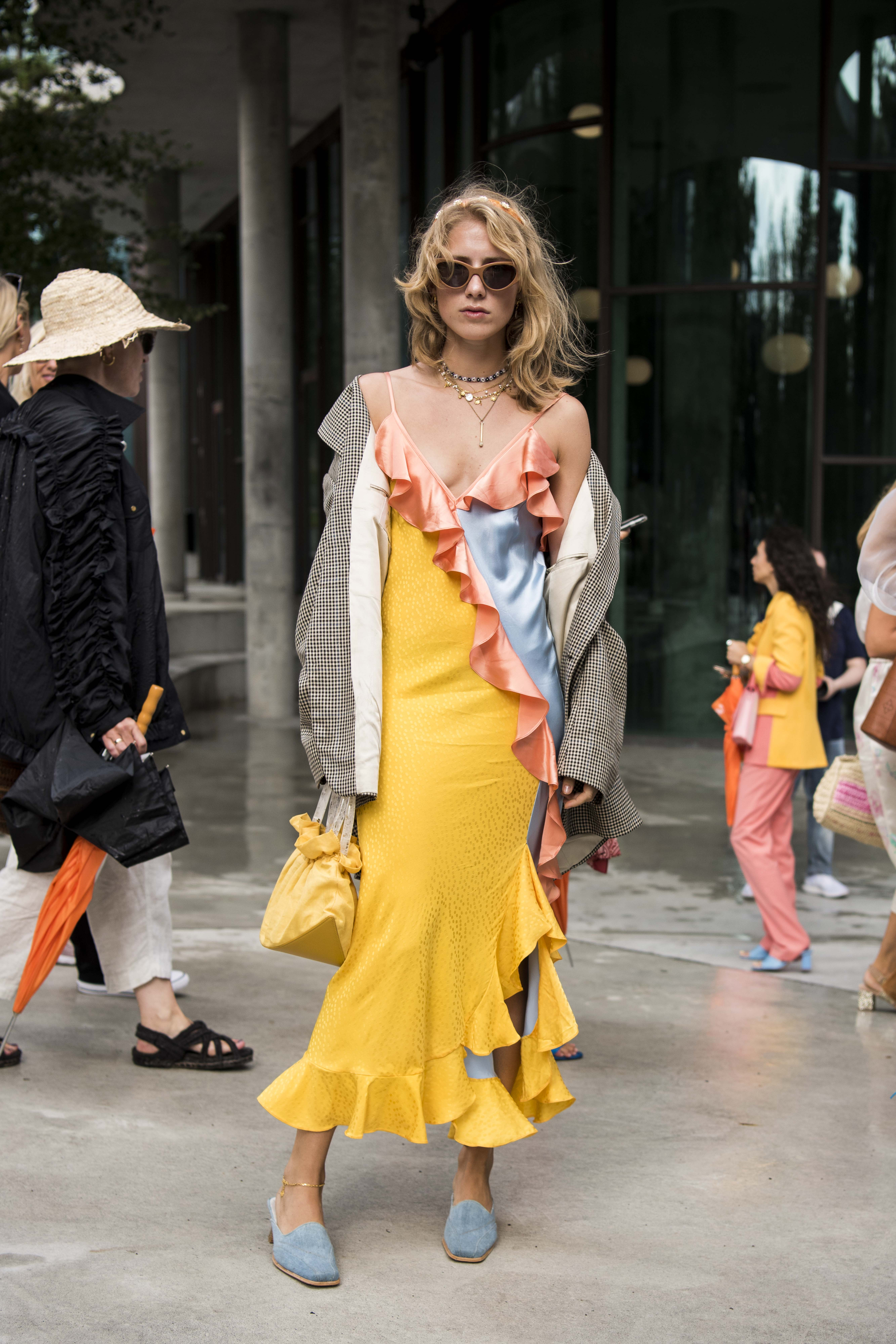 Streetstyle fra Copenhagen Fashion Week 2020   Costume.dk