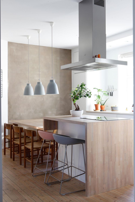 Lekker leilighet med plassbesparende interiør og lidenskap for god ...