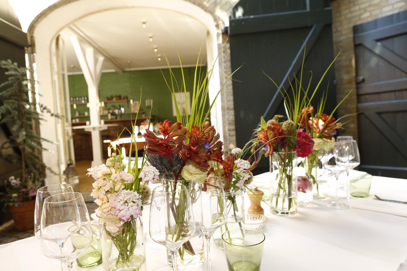 Blomster Og Dekorationer Til Din Sommerfest