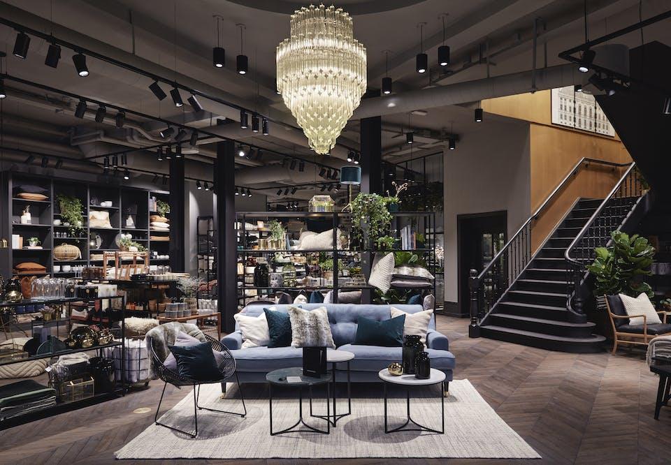 Se Hm Homes Smukke Konceptbutik I København Costumedk