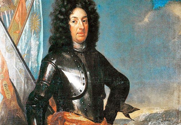 General Adam Ludwig Lewenhaupt