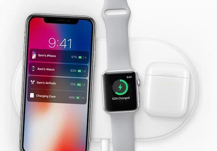 AirPower: Apple lägger ner sin trådlösa laddare till iPhone