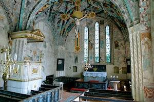 Albertus pictor harkeberga kyrka 1480 kalkmalningar dum8wmemtiuyysn4xgnpyq