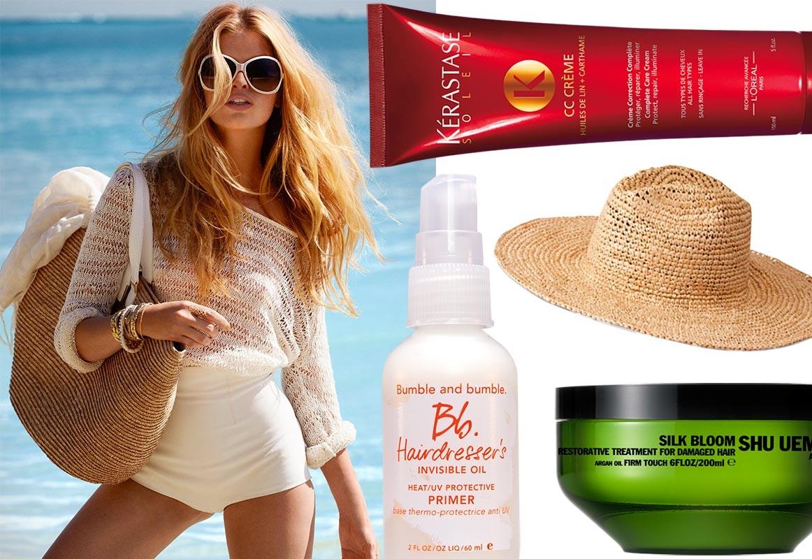 god solbeskyttelse til håret