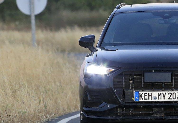 Spionfoto Audi Q3 Uden Forklædning Bilmagasinetdk