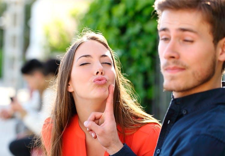 Dating det første kys