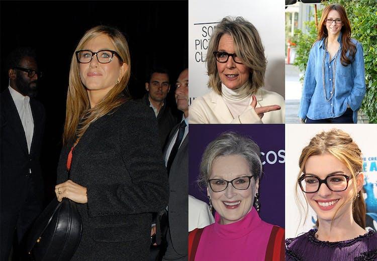 51fe1ecf70b2 Kendte med briller