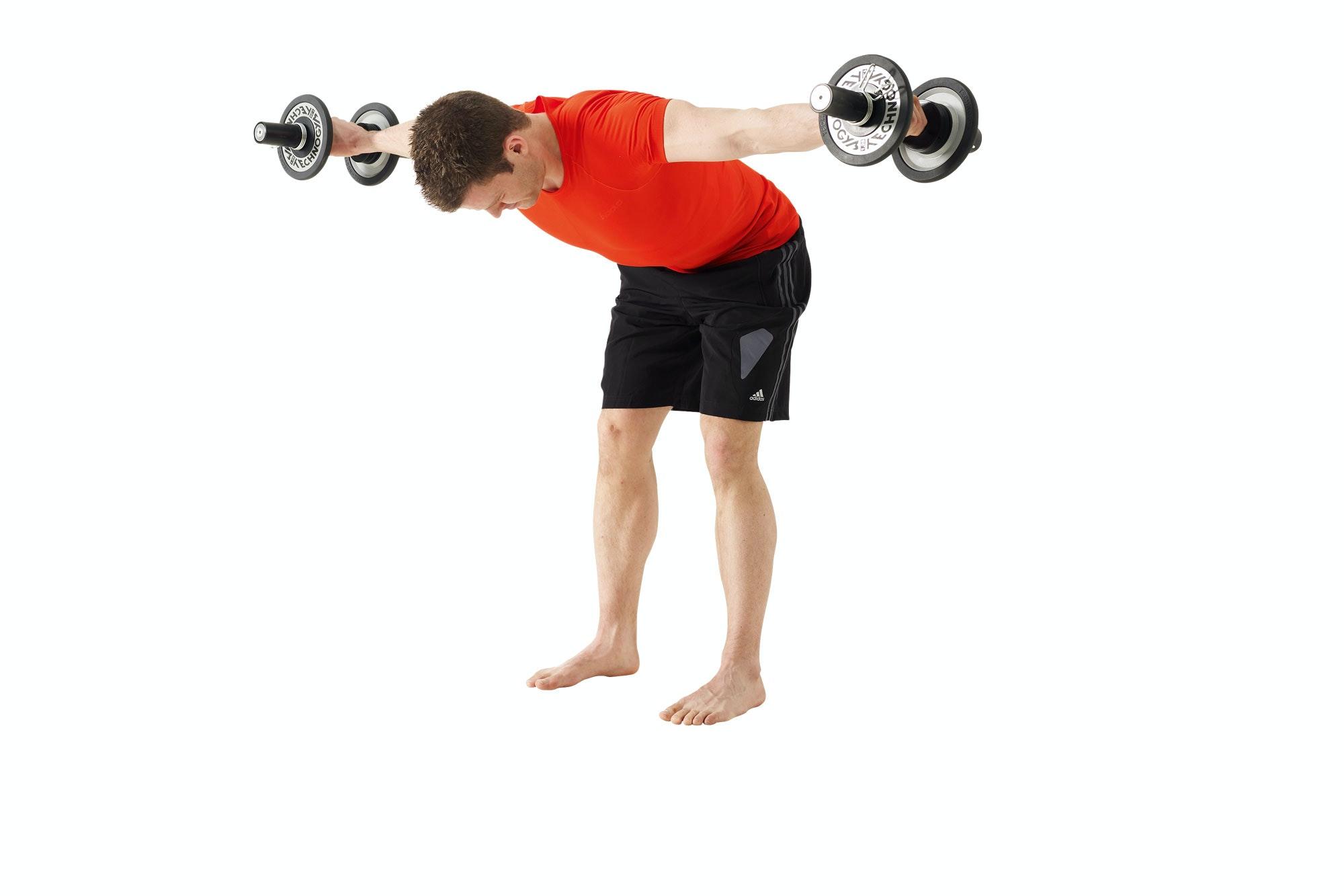 styrketrening skuldre