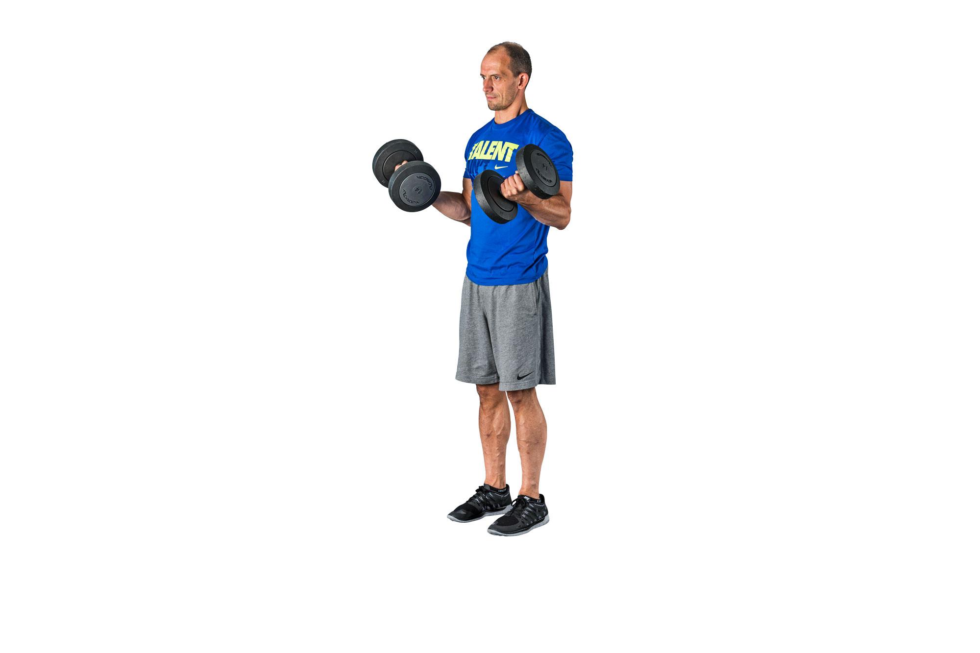 bedste biceps øvelser