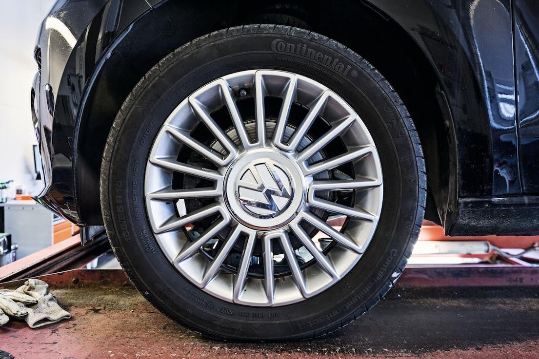 Splinternye VW Up brugttest    VW Up er det bedste brugtkøb i mikrobilsklassen ET-65