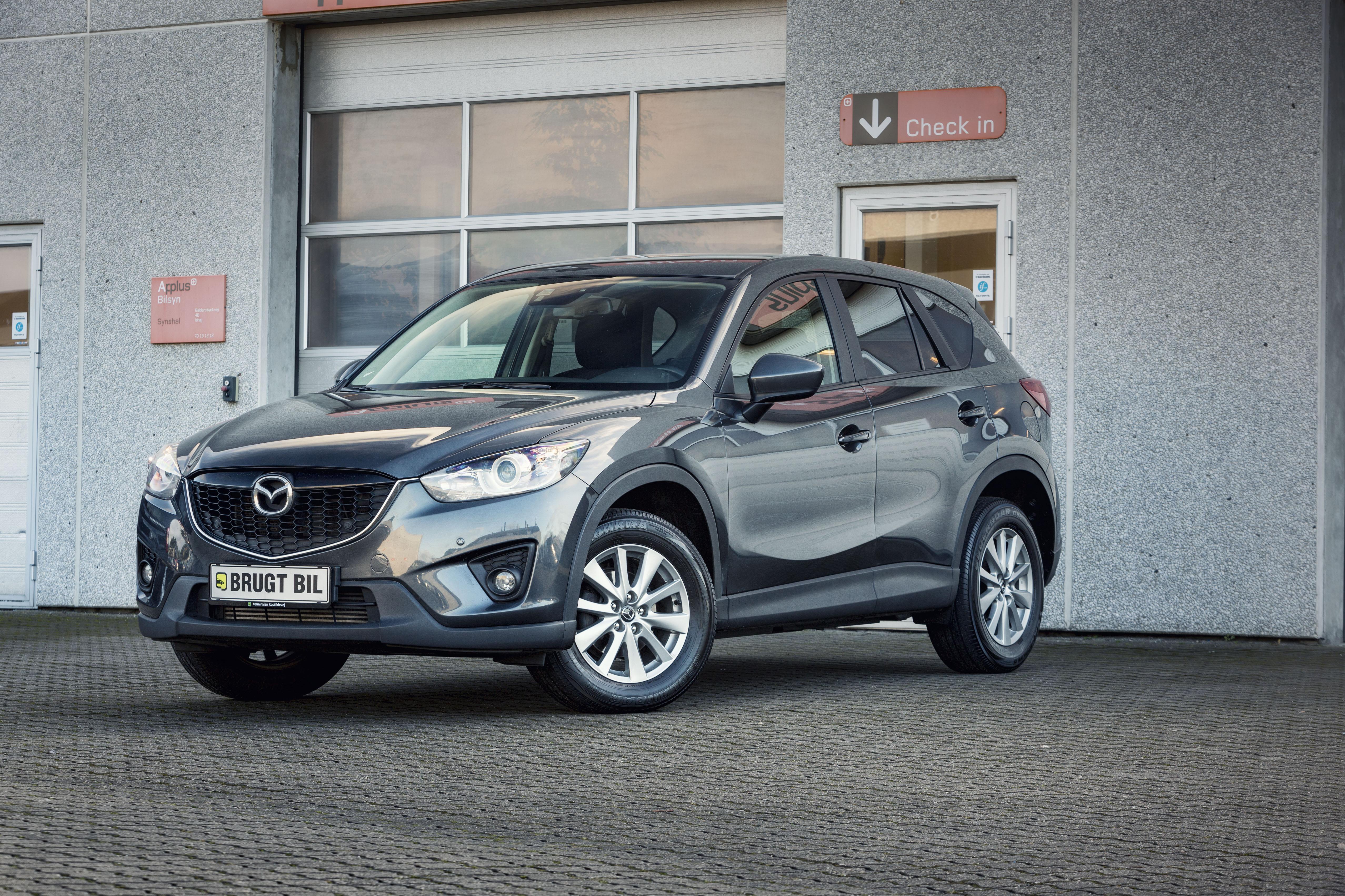 Brugttest: 2014 Mazda CX-5 2,2 Sky-D | Bilmagasinet.dk