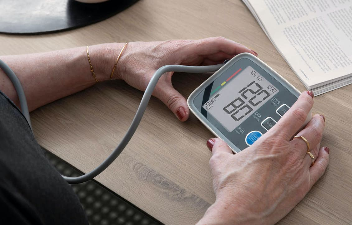 høyt og lavt blodtrykk