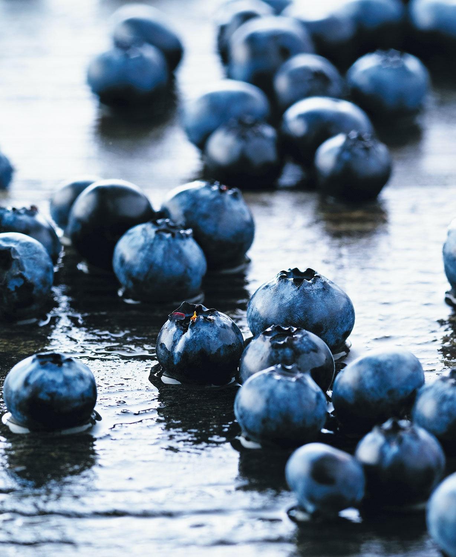 blåbär nyttigt för huden