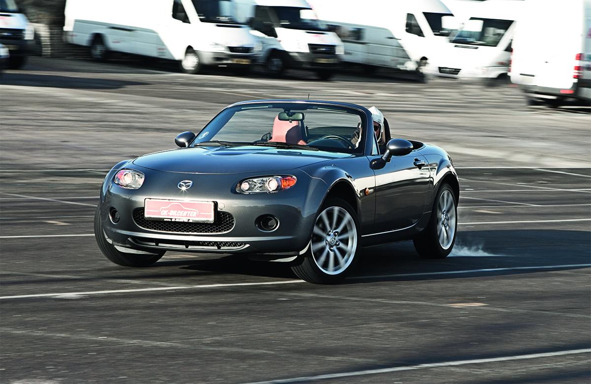 Brugttest Mazda MX-5 her er fejlene du skal kigge efter | Bilmagasinet.dk