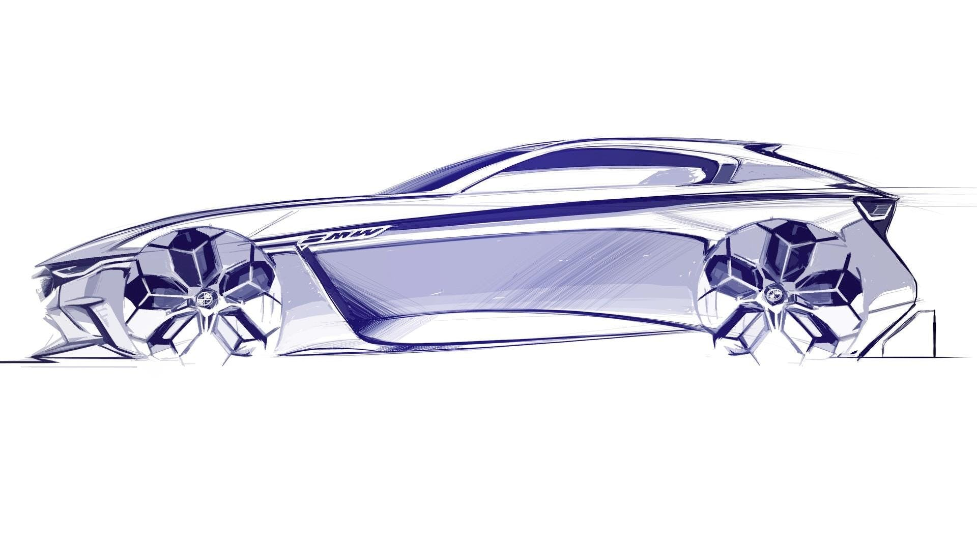 Bmw M Coupe Concept Stort Galleri Med Efterf 248 Lgeren Til