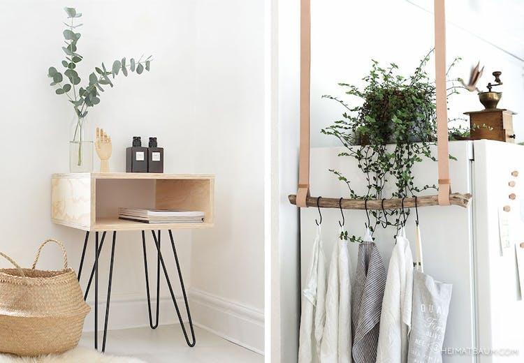 7 Cool Og Simple Diy Projekter Der Opgraderer Dit Hjem Womandk
