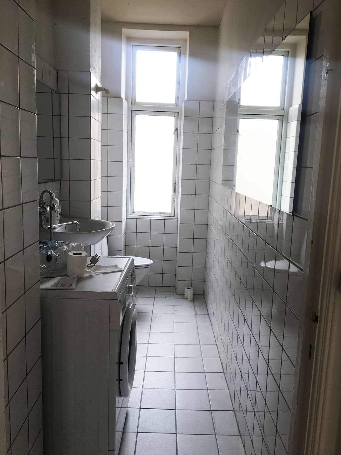 Dating på badet