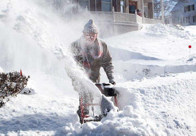 Klimaændringer – koldere vintre