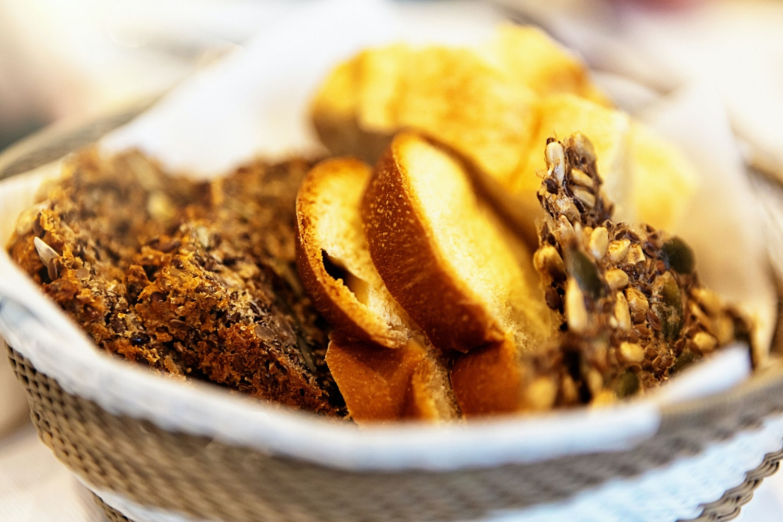 rostat bröd kalorier