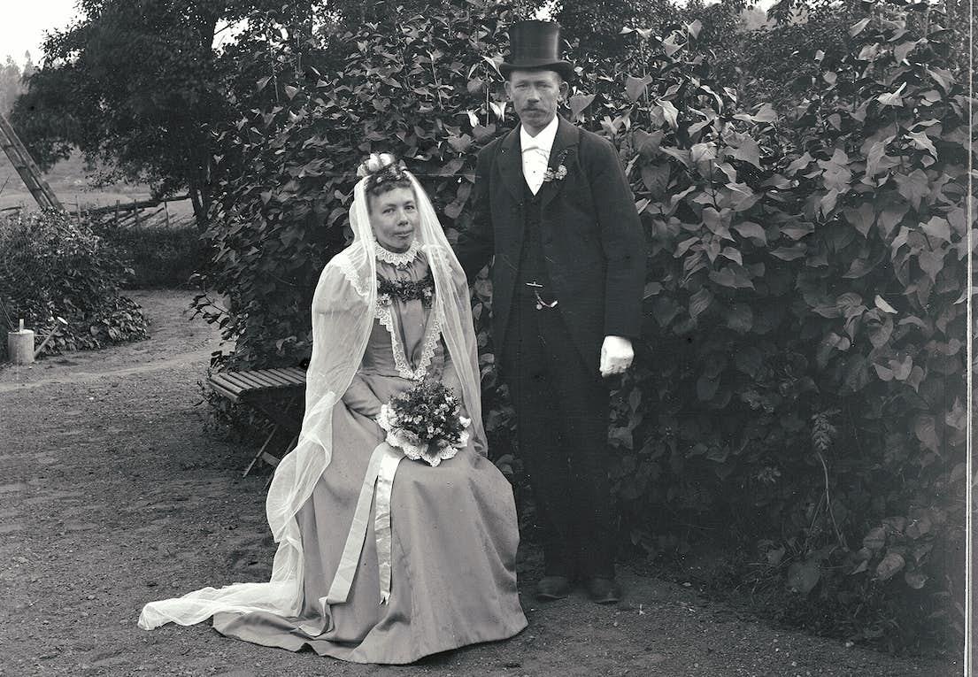 6207ee67fa4d Äktenskap – ett kärlekens kontrakt | Popularhistoria.se