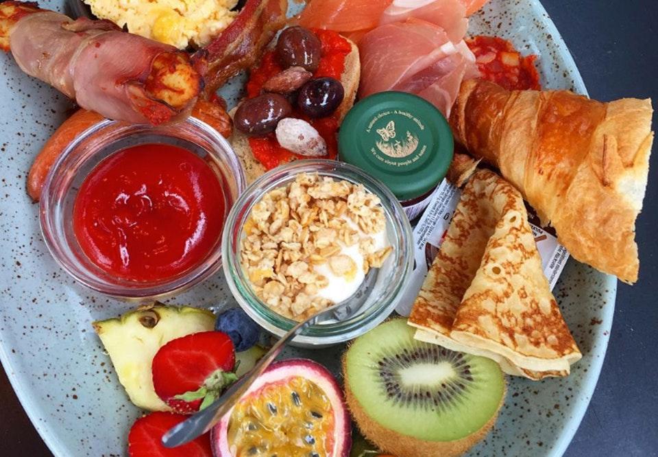 god frokost i odense