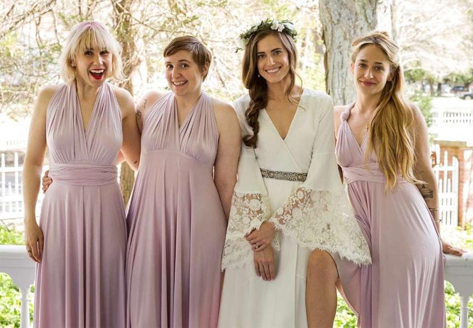 kjole i bryllup regler